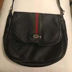 Gucci Bags - Vintage Gucci Cross Body